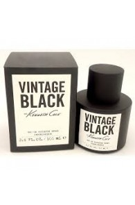 Vintage Black By  Kenneth Cole for men