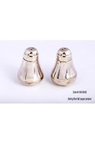 ART-0421 & 0422 Silver Salt & Pepper