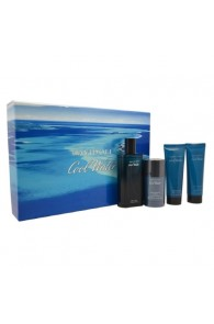 Davidoff Cool Water Gift Set for Men, 4 Piece