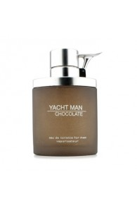 Myrurgia Yacht Chocolate Eau De Toilette Spray for Men-100 ml (Import Only)