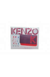 Kenzo Travel Collection Vaporisateur Spray 3x15ml