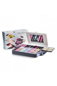 CAMELEON MakeUp Kit G1697-1: (25x EyeShadow, 4x Compact Powder, 6x Blusher, 6x Lipgloss, 1x Mascara)