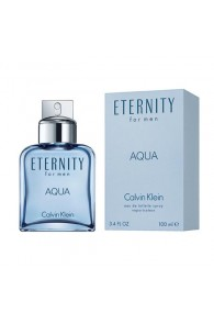 Eternity Aqua by Calvin Klein EDT -100ml for Men (Import Only)