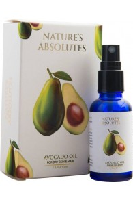 Nature's Absolutes Pure Avocado Oil Cold pressed & Organic - 30 ml