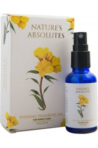 Nature's Absolutes Evening Primrose Organic Oil - 30 ml