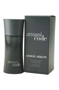 ARMANI CODE By GIORGIO ARMANI For Men